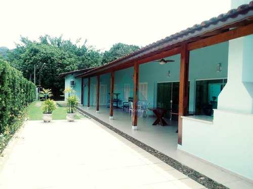 Casa, código 943 em Ubatuba, bairro Recanto Lagoinha