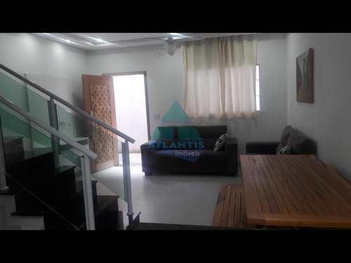 Apartamento, código 958 em Ubatuba, bairro Maranduba