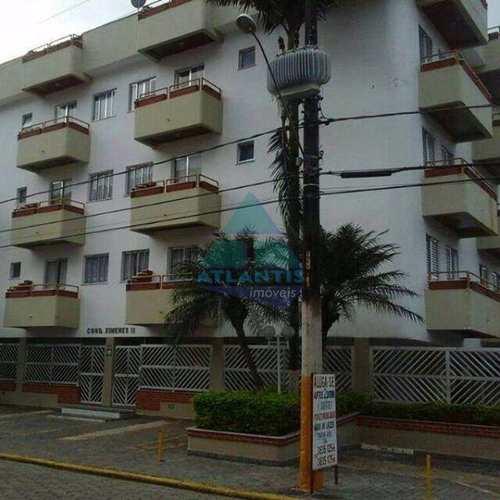 Apartamento, código 959 em Ubatuba, bairro Praia Grande