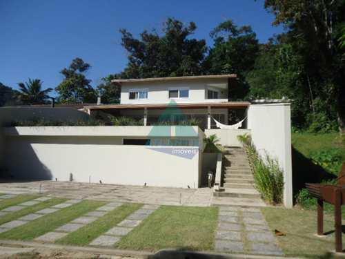 Casa, código 961 em Ubatuba, bairro Recanto Lagoinha