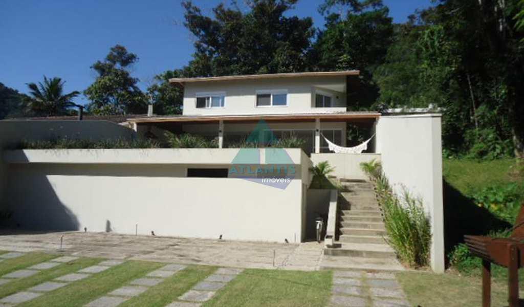 Casa em Ubatuba, bairro Recanto Lagoinha
