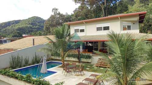 Casa, código 961 em Ubatuba, bairro Recanto da Lagoinha