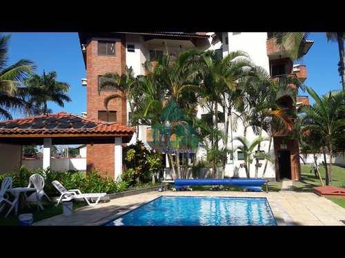 Apartamento, código 968 em Ubatuba, bairro Praia Toninhas
