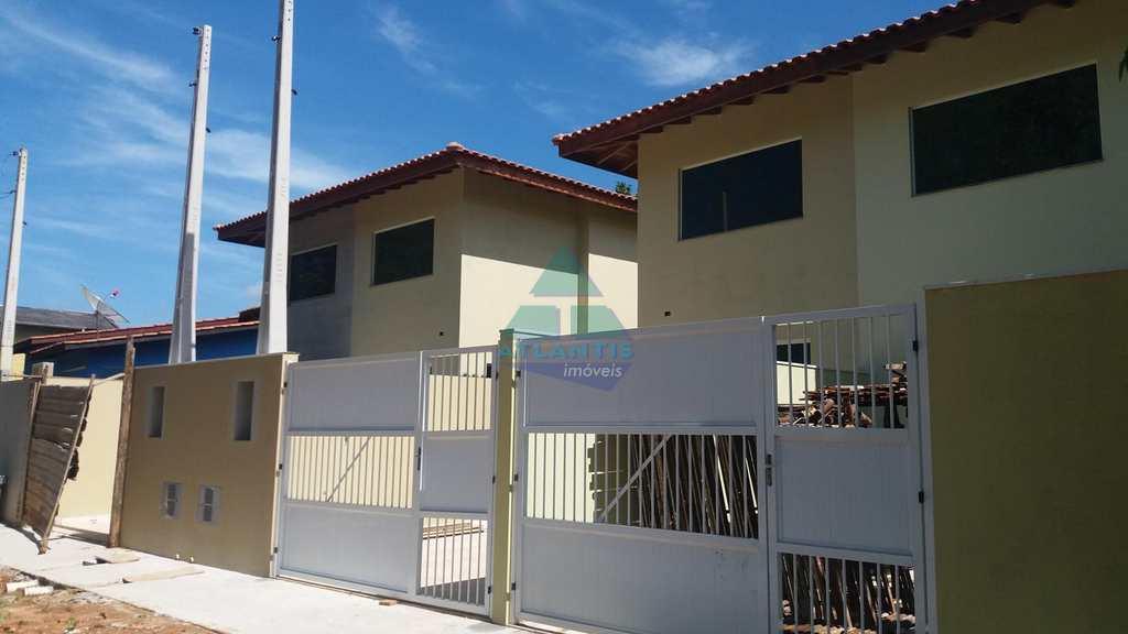 Casa em Ubatuba, bairro Lagoinha