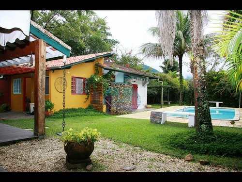 Casa, código 988 em Caraguatatuba, bairro Tabatinga