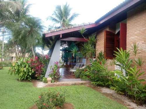 Casa, código 989 em Ubatuba, bairro Praia Lagoinha