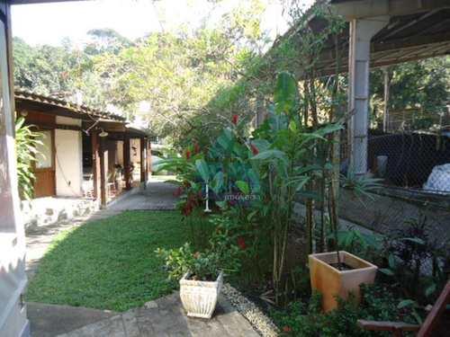 Casa, código 995 em Ubatuba, bairro Saco da Ribeira