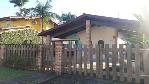 Casa, código 996 em Ubatuba, bairro Condomínio Lagoinha