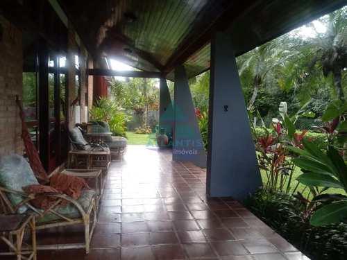 Casa, código 1005 em Ubatuba, bairro Condomínio Lagoinha