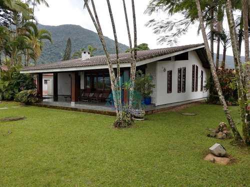 Casa, código 1014 em Ubatuba, bairro Condomínio Lagoinha