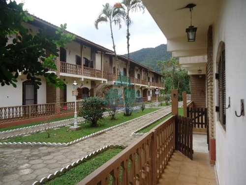 Apartamento, código 1016 em Ubatuba, bairro Maranduba