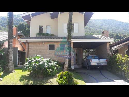 Casa, código 1052 em Ubatuba, bairro Pedra Verde