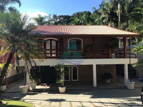 Casa, código 1053 em Ubatuba, bairro Recanto Lagoinha