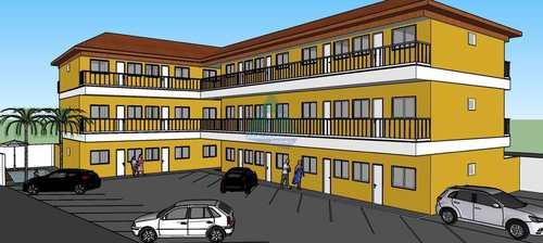 Apartamento, código 1065 em Ubatuba, bairro Maranduba