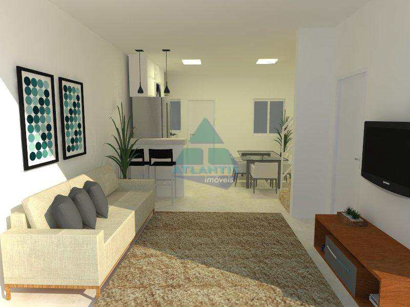 Apartamento em Ubatuba, no bairro Jardim Beira-Rio