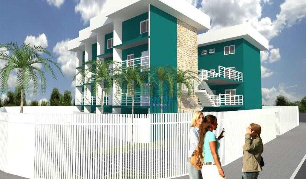Apartamento em Ubatuba, bairro Jardim Beira-Rio