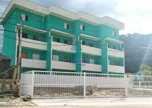 Apartamento, código 1072 em Ubatuba, bairro Jardim Beira-Rio