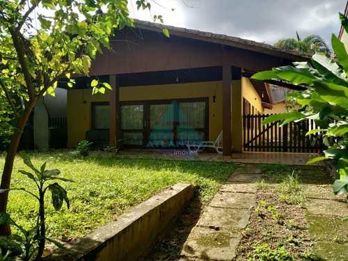 Casa, código 1077 em Ubatuba, bairro Condomínio Lagoinha