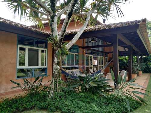 Casa, código 1097 em Ubatuba, bairro Praia do Pulso