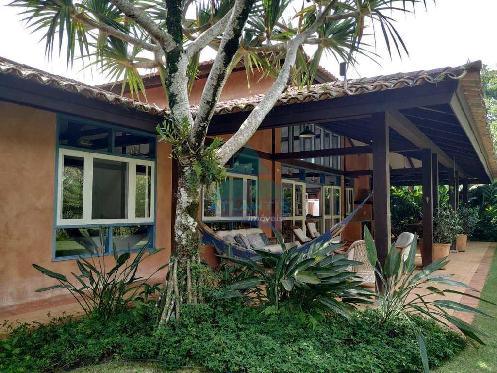 Casa em Ubatuba, no bairro Praia do Pulso