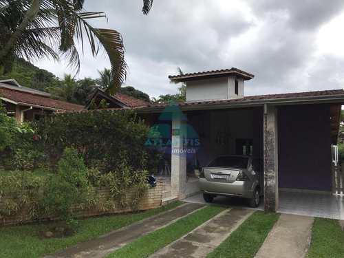 Casa, código 1118 em Ubatuba, bairro Recanto Lagoinha