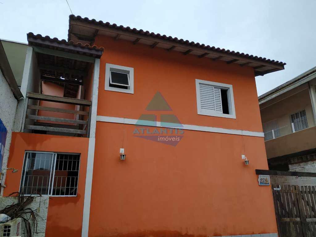 Casa em Ubatuba, no bairro Maranduba
