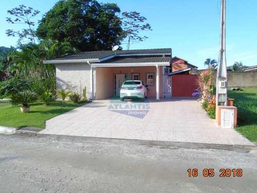 Casa, código 1138 em Ubatuba, bairro Park Hills