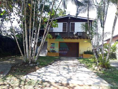 Casa, código 1188 em Ubatuba, bairro Praia da Lagoinha