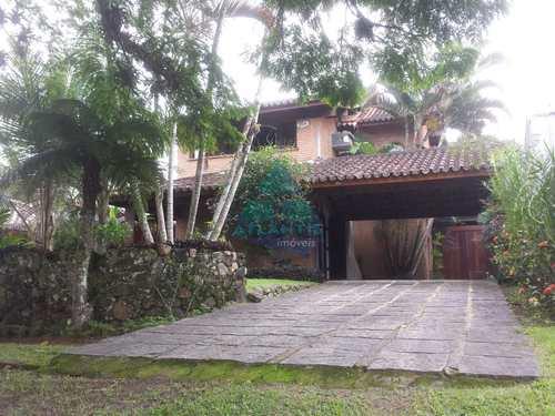 Casa, código 1213 em Ubatuba, bairro Condomínio Lagoinha