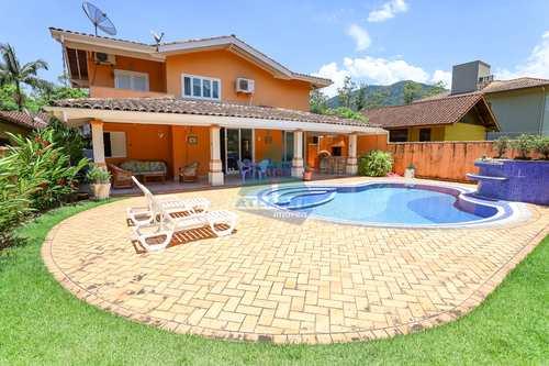 Casa, código 1258 em Ubatuba, bairro Recanto da Lagoinha