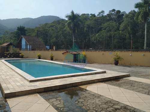Apartamento, código 1262 em Ubatuba, bairro Parque Tabatinga