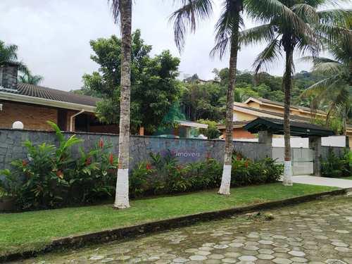 Casa, código 1283 em Ubatuba, bairro Domingas Dias