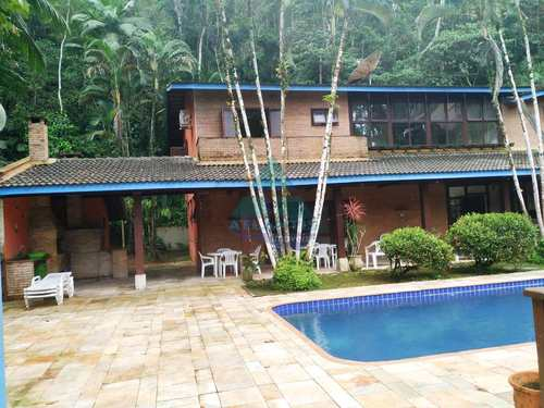 Casa, código 1290 em Ubatuba, bairro Domingas Dias