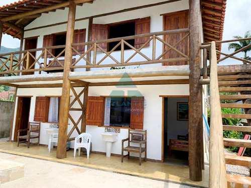 Casa, código 1343 em Ubatuba, bairro Praia da Lagoinha