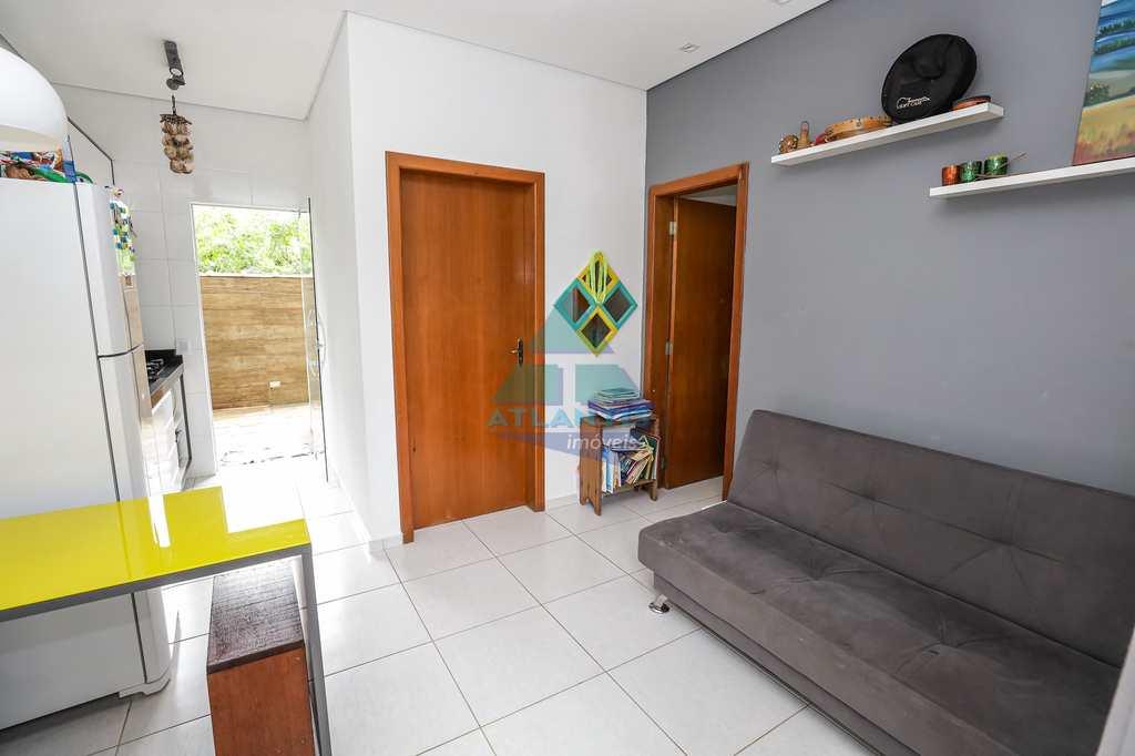 Apartamento em Ubatuba, no bairro Praia da Lagoinha