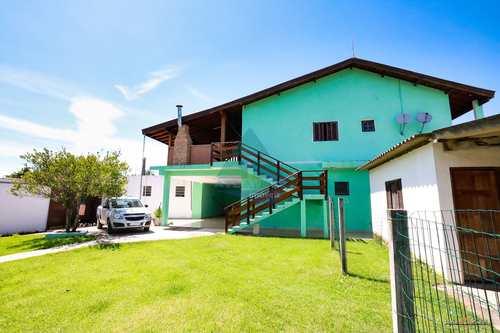 Casa, código 1371 em Ubatuba, bairro Praia do Sapê