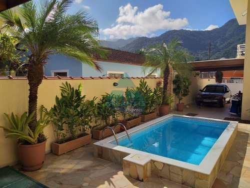 Casa, código 1376 em Ubatuba, bairro Praia do Sapê