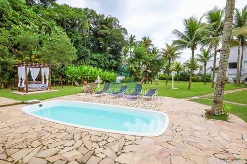 Casa, código 1386 em Ubatuba, bairro Praia da Sununga