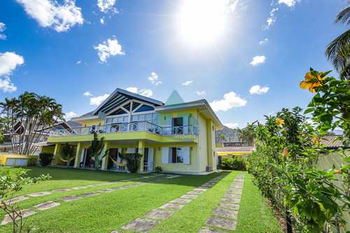 Casa, código 1410 em Ubatuba, bairro Condomínio Lagoinha