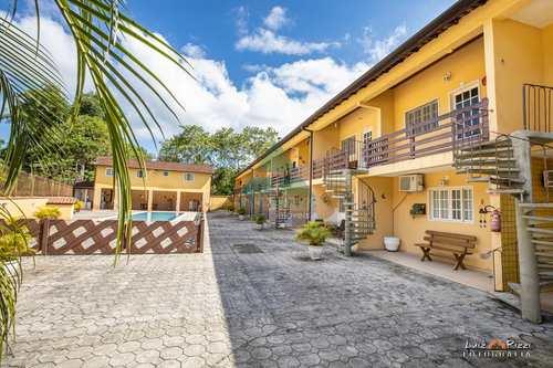 Apartamento, código 1414 em Ubatuba, bairro Parque Tabatinga