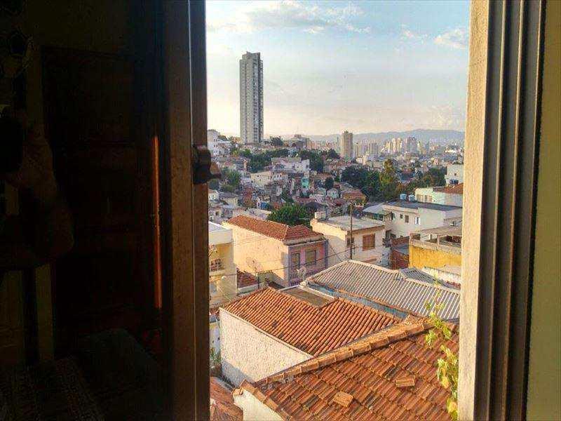 Sobrado em São Paulo, no bairro Vila Monumento