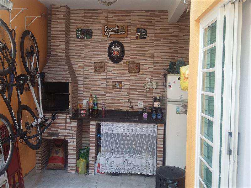 Sobrado em Santo André, no bairro Vila Palmares