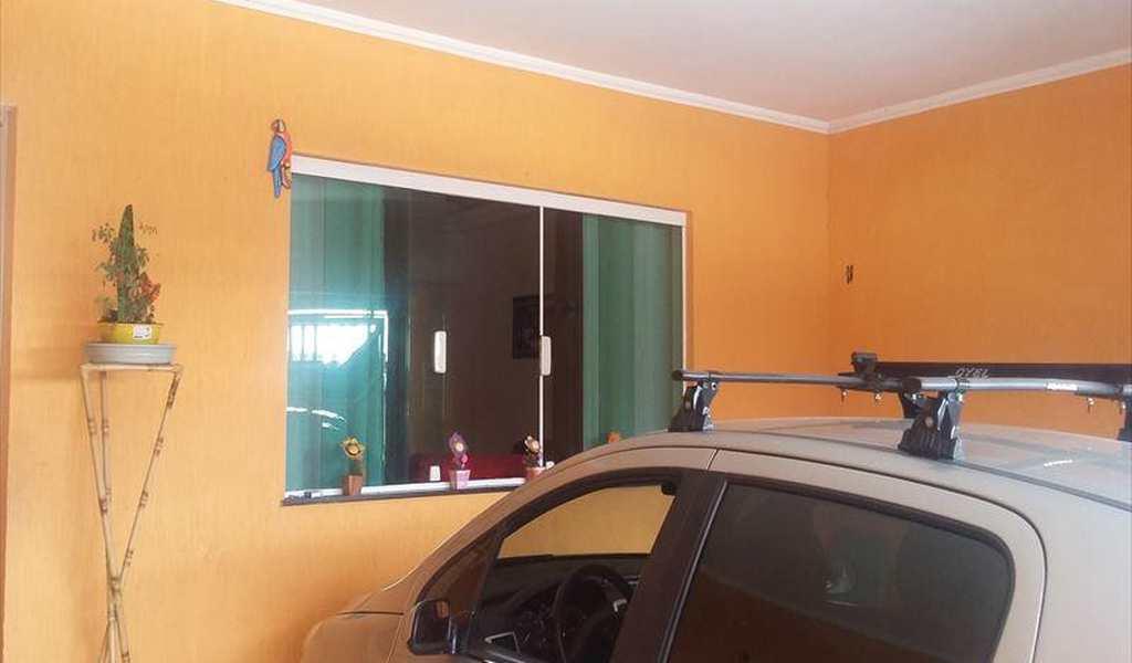 Sobrado em Santo André, bairro Vila Palmares