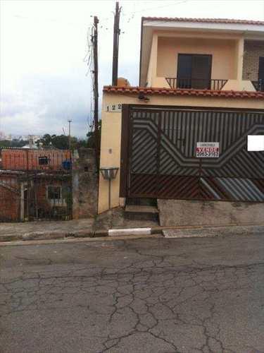 Sobrado, código 1705 em São Paulo, bairro Vila Arapuã