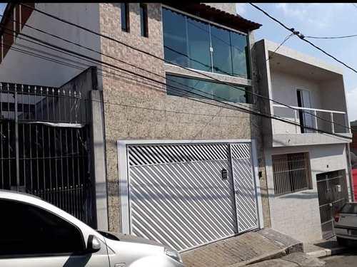 Sobrado, código 241 em São Paulo, bairro São João Clímaco