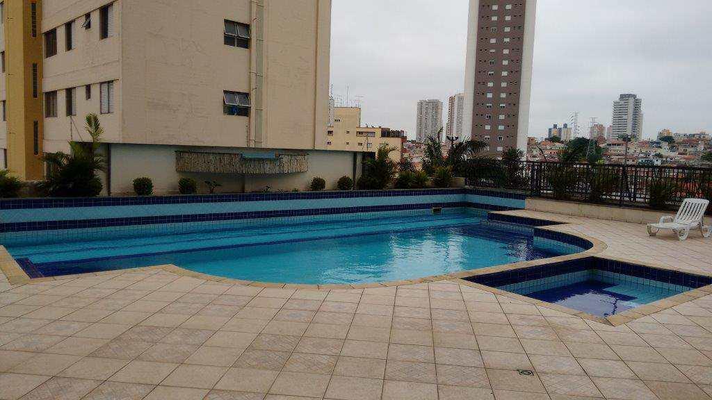 Apartamento em São Paulo, no bairro Ipiranga