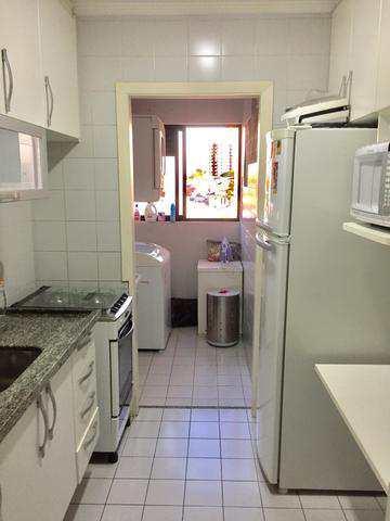 Apartamento, código 3167 em São Paulo, bairro Vila Moinho Velho