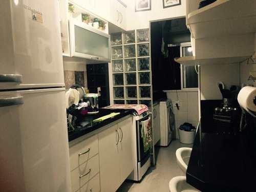 Apartamento, código 3203 em São Paulo, bairro Jardim Maria Estela