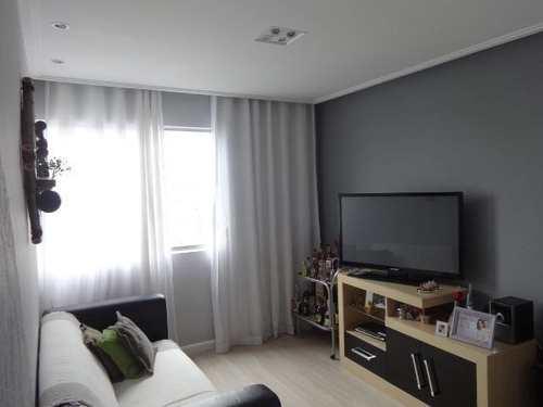 Apartamento, código 3357 em São Paulo, bairro Vila Moinho Velho