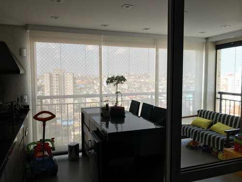 Apartamento, código 3432 em São Paulo, bairro Sacomã